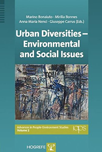 9780889373853: Urban Diversities - Environmental and Social Issues (Advances in People-Environment Studies) (Advances in People-Environmental Studies)