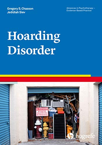 9780889374072: Hoarding (Advances in Psychotherapy: Evidence Based Practice)