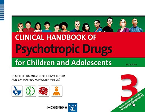 9780889374560: Clinical Handbook of Psychotropic Drugs for Children & Adolescents