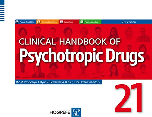 9780889374744: Clinical Handbook of Psychotropic Drugs
