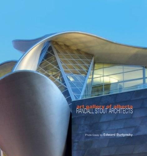 9780889501522: Art Gallery of Alberta: Randall Stout Architects