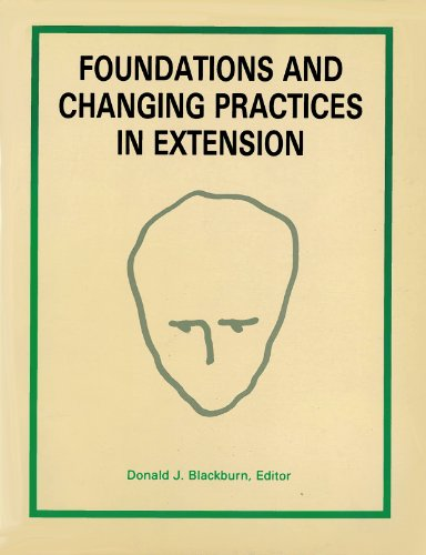 Foundations and Changing Practices in Extension: Donald J. Blackburn
