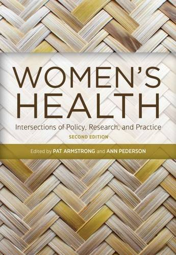 9780889615700: Women's Health: Intersections of Policy, Research, and Practice