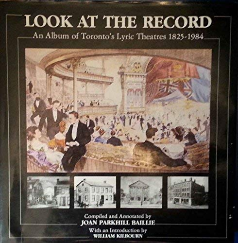 Look at the Record: An Album of: Joan Parkhill Baillie