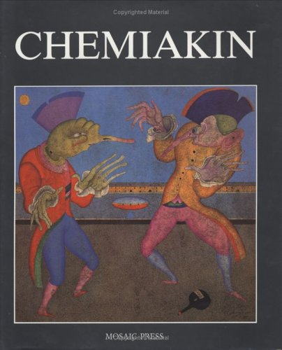 9780889623279: Mihail Chemiakin (Vol. 1: Russian Period, Paris Period; Vol. 2: Transformations, New York Period