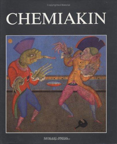 Mihail Chemiakin Vol. 1: Russian Period, Paris: Mihail Chemiakin; Andrei