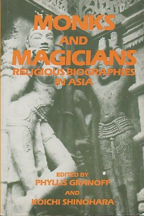 9780889624122: Monks and Magicians: Religious Biographies of Asia