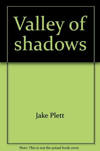 9780889650046: Valley of shadows (Horizon books)
