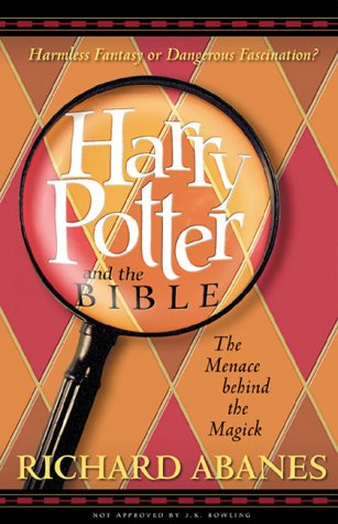9780889652019: Harry Potter and the Bible : The Menace Behind the Magick