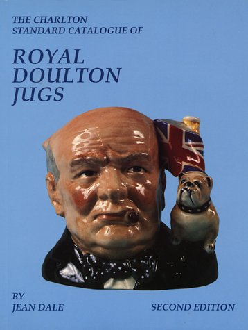 9780889681217: The Charlton Standard Catalogue of Royal Doulton Jugs