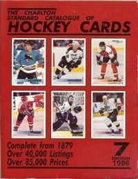 Hockey Cards (7th Edition) - The Charlton Standard Catalogue: W.K Cross