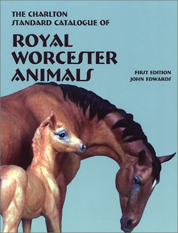 9780889682429: Royal Worcester Animals (1st Edition) : The Charlton Standard Catalogue
