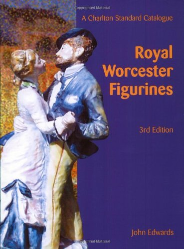 9780889682719: The Charlton Standard Catalogue of Royal Worcester Figurines (3rd Edition)
