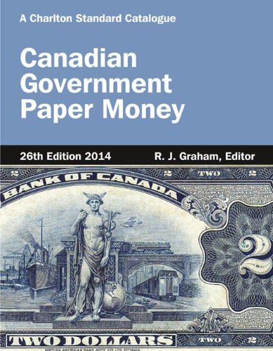 9780889683600: Canadian Government Paper Money, 26th Edition