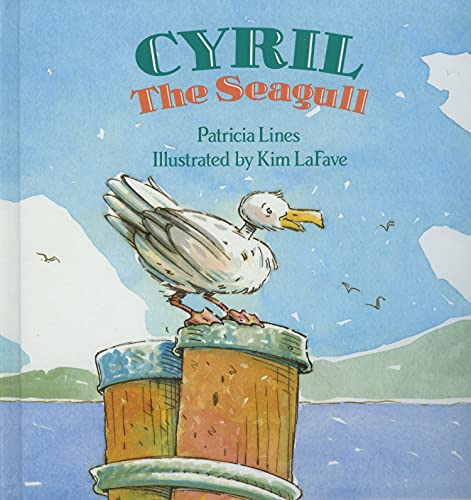 Cyril the Seagull - Patricia Lines