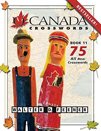 O Canada Crosswords Book 11: Various Authors