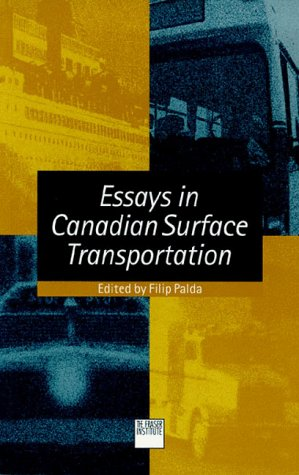 Essays in Canadian Surface Transportation