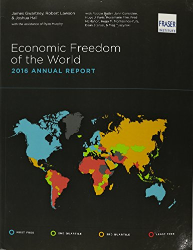 9780889754089: Economic Freedom of the World: 2016 Annual Report