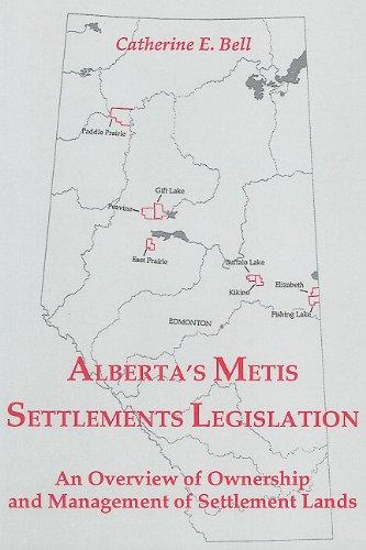 9780889770812: Alberta Metis Settlements Legislation: An Overview of Ownership & Management of Settlement Lands (Canadian Plains Studies(CPS))