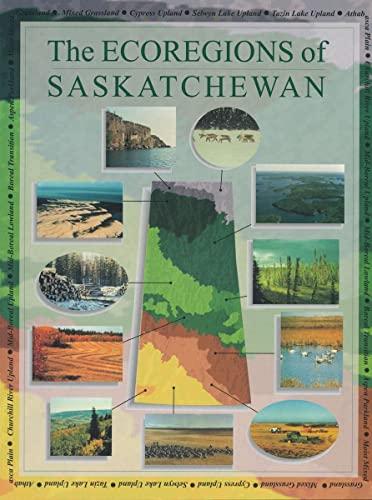 9780889770973: The Ecoregions of Saskatchewan (Miscellaneous Publications)