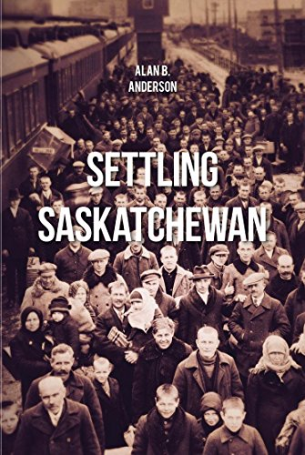Settling Saskatchewan (CPS) (0889772843) by Alan B. Alan B.
