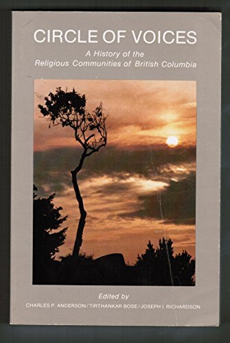 CIRCLE OF VOICES A History of the Religious Communities of British Columbia