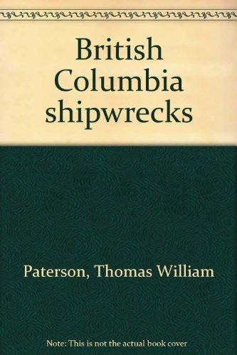 British Columbia Shipwrecks: Paterson, Thomas William