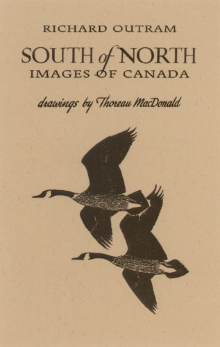 9780889842984: South of North: Images of Canada