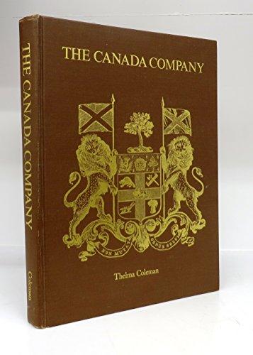 9780889880290: The Canada Company