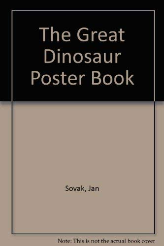 The Great Dinosaur Poster Book.: Sovak, Jan