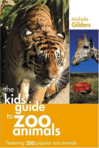 9780889953017: The Kids' Guide to Zoo Animals