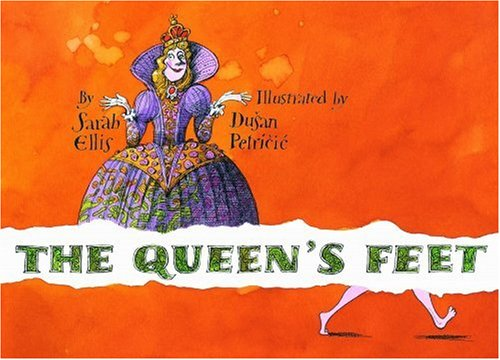 9780889953208: The Queen's Feet (Northern Lights Books for Children)