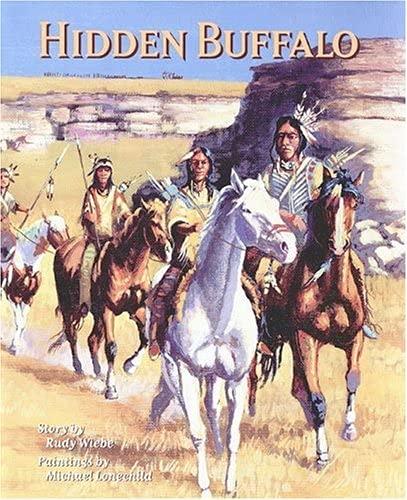 Hidden Buffalo:: Wiebe, Rudy