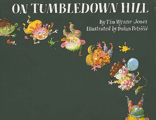 9780889954090: On Tumbledown Hill