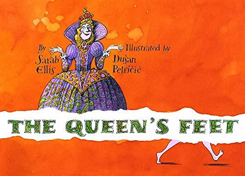 9780889954144: The Queen's Feet