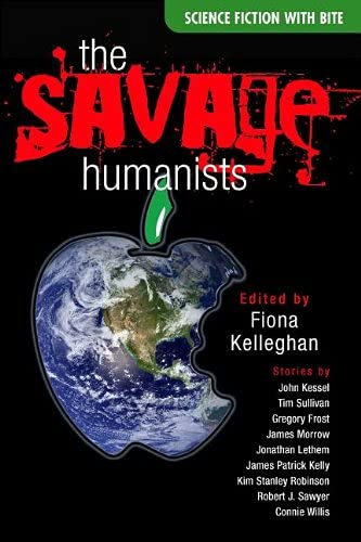 9780889954250: Savage Humanists (Robert Sawyer)