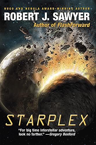 9780889954441: Starplex (Robert Sawyer)