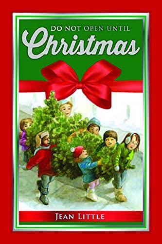 Do Not Open Until Christmas: Short Stories: Jean Little