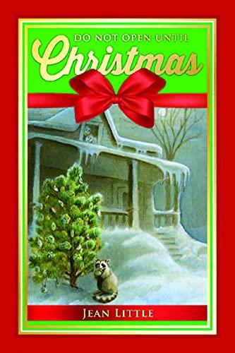 Do Not Open Until Christmas: Short Stories: Little, Jean