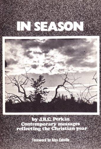 9780889990753: In season: Sermons reflecting some seasons of the Christian year