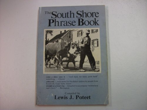 The South Shore phrase book: Poteet, Lewis J