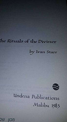 9780890030646: 012: Rituals of the Diviner (Bibliotheca Mesopotamica Ser. Vol 12)