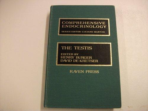 9780890042472: Testis 1/E (Comprehensive endocrinology)