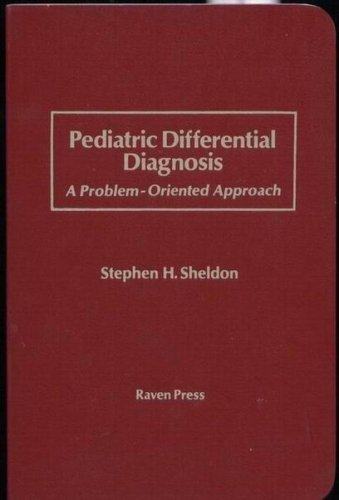 9780890043516: Pediatric Differential Diagnosis