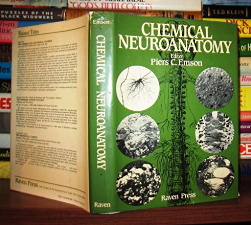 9780890046081: Chemical Neuroanatomy