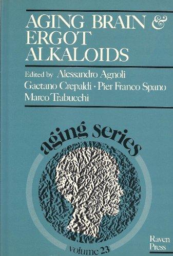 9780890048535: Aging Brain & Ergot Alkaloids