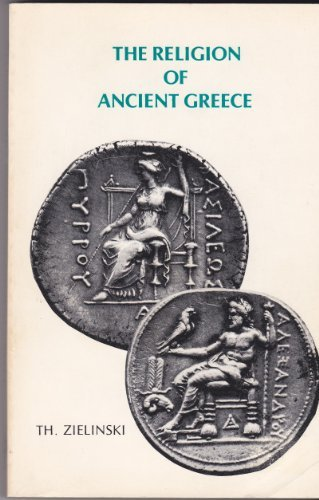 9780890050903: Religion of Ancient Greece (English and Polish Edition)