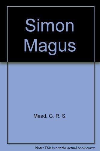 9780890052587: Simon Magus