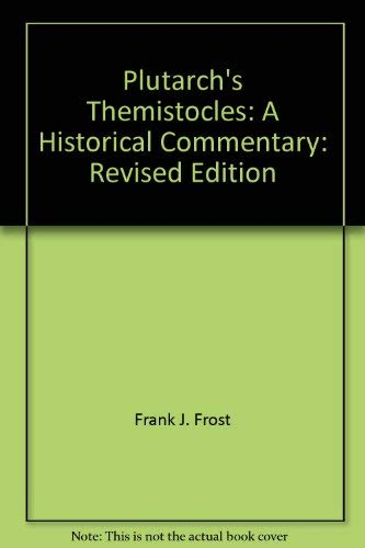 9780890055564: Plutarch's Themistocles: A Historical Commentary: Revised Edition