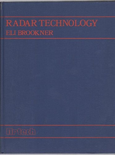 9780890060216: Radar Technology (Radar Library)